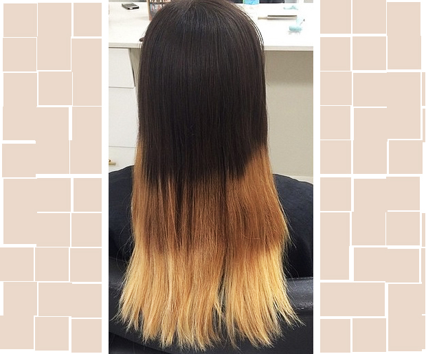 Bad Ombre Hair: 3 Tones are Better than 1