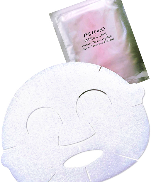Dewy skin mask