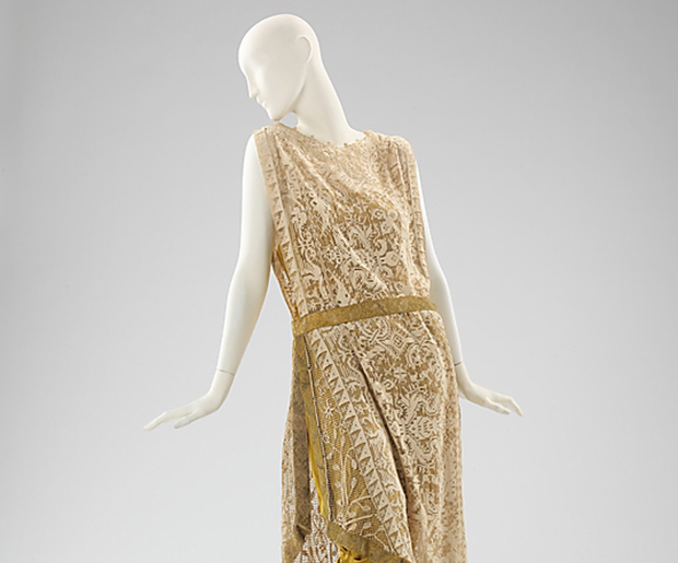 A design from Madame Marie Gerber of Callot Soeurs, circa 1910