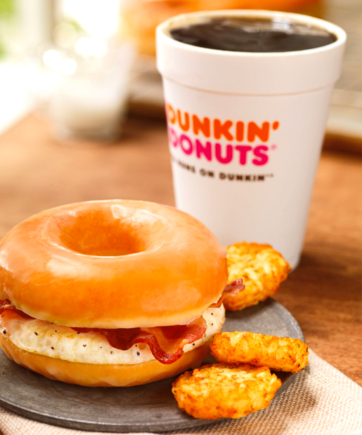Bacon Egg And Cheese Dunkin Donuts Dunkin Donuts' New Bacon Egg