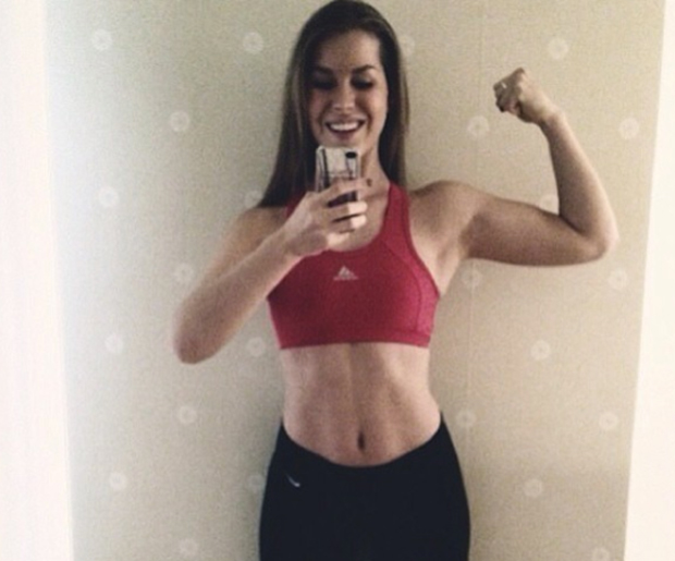 Fitness Blogger Uses Instagram To Document Eating Disorder