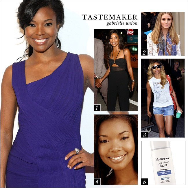 The Style Stars Gabrielle Union Stalks On Instagram