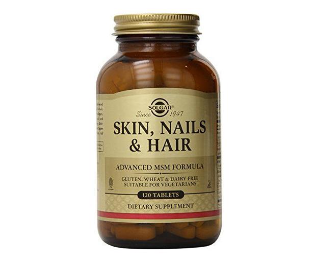 Msm nail growth