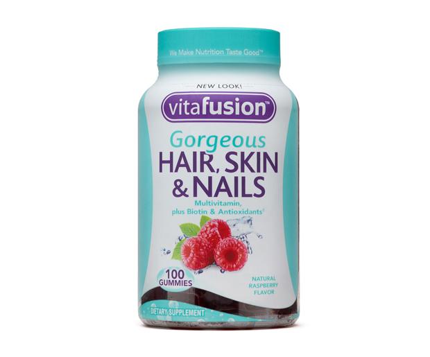 7 Best Drugstore Hair Skin And Nails Vitamins
