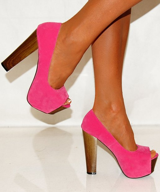 Wearing High Heels Will Save You Money Shopping (Really!)