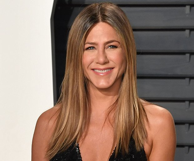 Jennifer Aniston S Hair Color