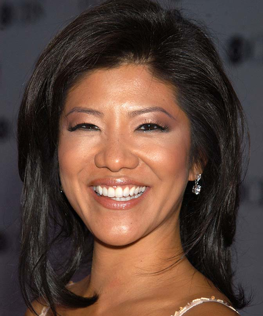julie chen larger