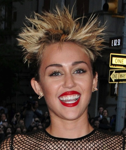Miley Cyrus Is Sick to Death of Her Short Hair (Been There!)