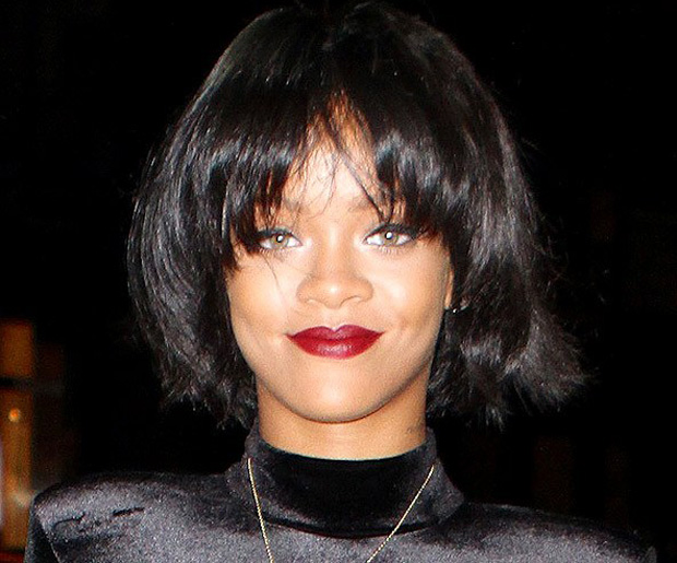 Rihannas Hair Styles: Wait, Rihanna's New Haircut Is Totally ... Normal?