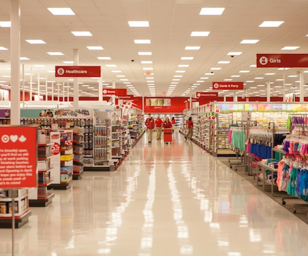 If items take too long to sell, Target will donate them to Goodwill (!)
