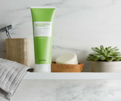 Brandless Green Tea & Aloe Moisturizing Shampoo