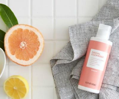 Brandless Grapefruit Facial Cleanser
