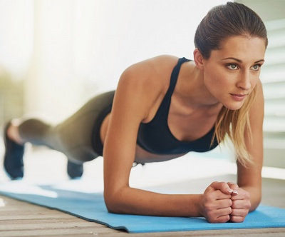 Arm exercises without weights definitely include planks and plank variations