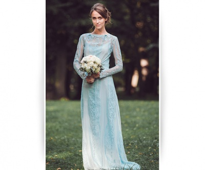 Here Is Another Vintage Looking Blue Gown If You Liked The Blair Waldorf Wedding Dress