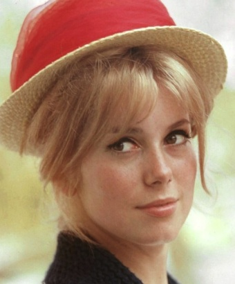 Catherine Deneuve - French Beauty Exemplified
