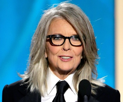 Diane Keaton Accepts on Woody's Behalf