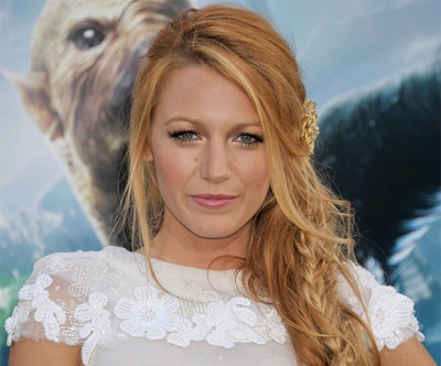 how to get blake lively hair color
