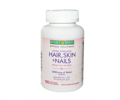 7 Best Drugstore Hair Skin and Nails Vitamins