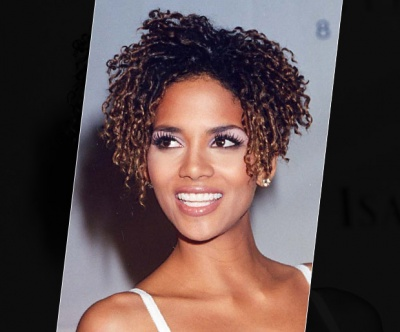 Halle Berry Hairstyles Curly Coif