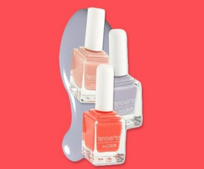 light peach (Houston), a powdered lavender (Prince), crisp coral (Hudson)