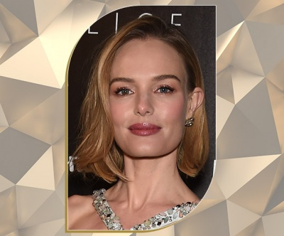 Lived-In Bronde Bob on Kate Bosworth