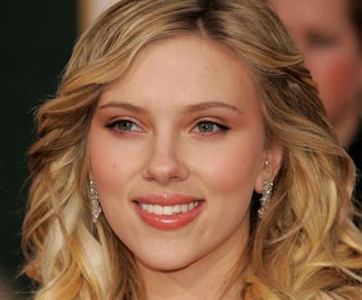 Matte Makeup: Matte Skin on Scarlett Johansson