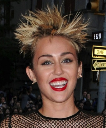 Miley Cyrus Is Sick To Death Of Her Short Hair Been There
