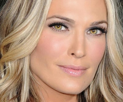 Molly Sims Pretty People Struggle With Baby Weight Too