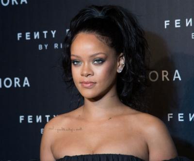 Rihanna Fenty Beauty Paris Launch