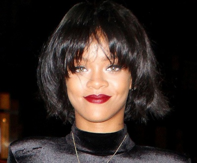Rihanna Channels Her Inner Jackie O.