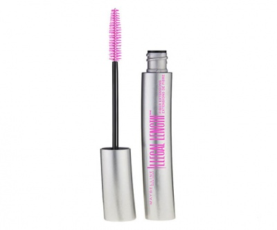 Sweat Proof Makeup - Maybelline New York Illegal Length Fiber Extensions Waterproof Mascara