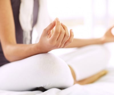 the yoga pose to ease period pain
