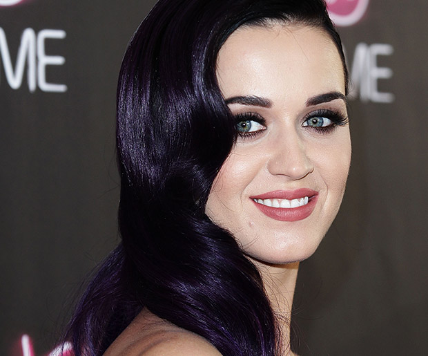 How To Dye Natural Black Hair Purple