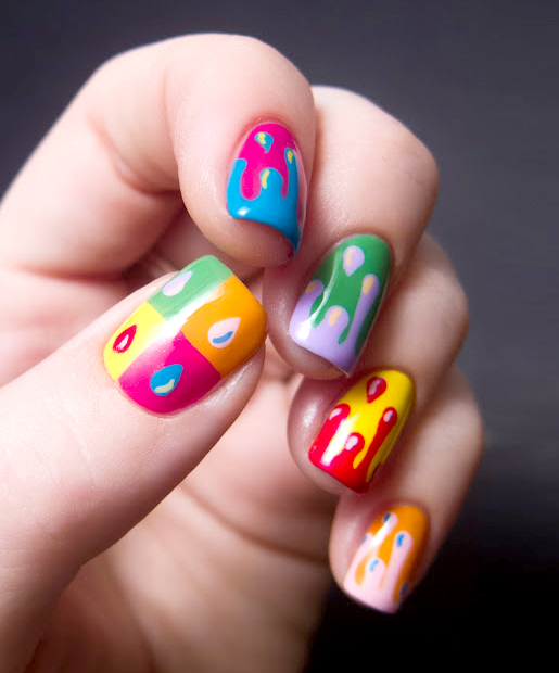 Nail Art Game: Fine Art Manicures: Have Nail Artists Upped The Ante?