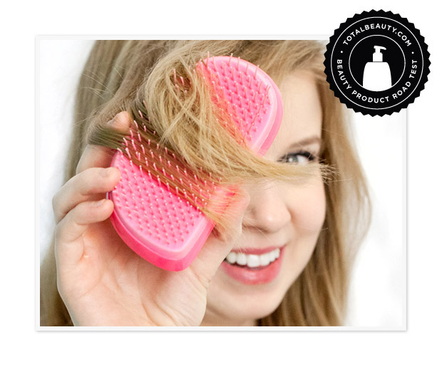 We Tried It The Hairbrush To End All Detangling Wars