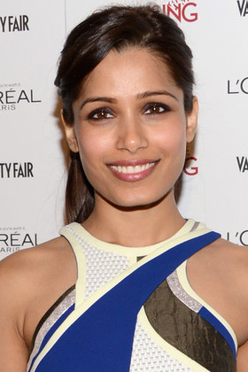 Look of The Week: Freida Pinto