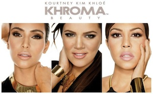 Kardashians Reveal Their New Cosmetics Line, Khroma