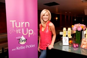 Tone Can Get You Backstage With Kellie Pickler