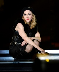 Madonna's Makeup Artist Creates The Perfect Red