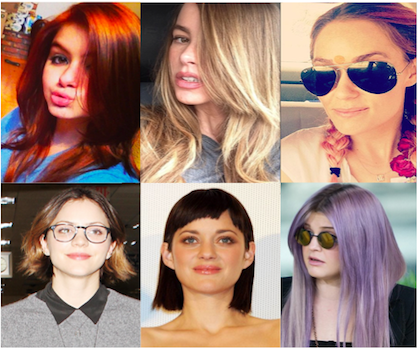 The Week in Celebrity Hair Makeovers