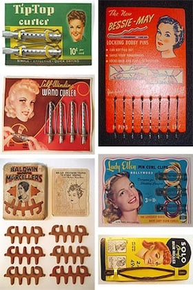 Throwback Thursday: Vintage Hair Tools, 1920s