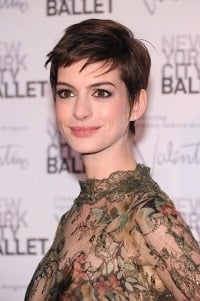 Beauty Look of the Week: Anne Hathaway