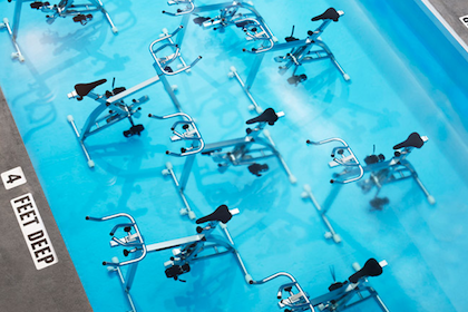 Fitness Review: Aqua Cycling