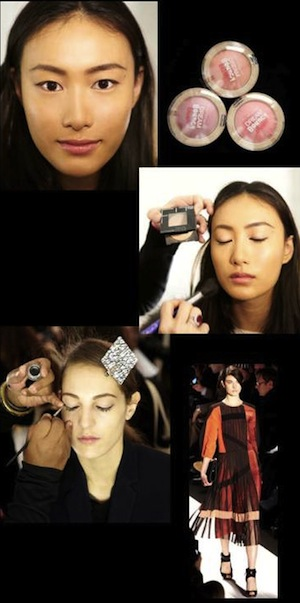 Fashion Week How-To: Effortless Makeup at the BCBG Max Azria Show