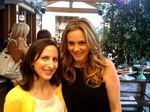 Alicia Silverstone Launches New Line with Juice Beauty