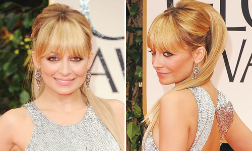 Hairstyle How-To: The Waterfall Ponytail