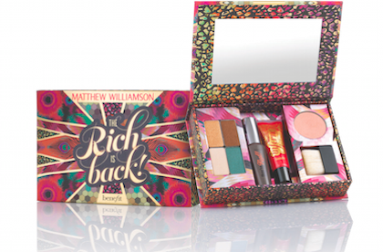 The Hot New Matthew Williamson and Benefit Collab