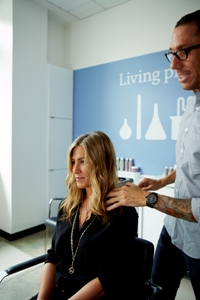 Jennifer Aniston Becomes Co-Owner, Spokesmodel of Living Proof