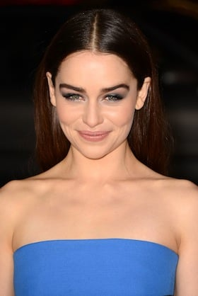 Look of the Week: Emilia Clarke from