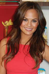 Getting Naked with Chrissy Teigen
